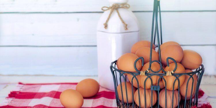 Kaloryczność jajek