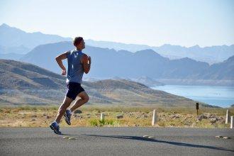 trening - poranne bieganie