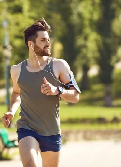 odzież do biegania latem