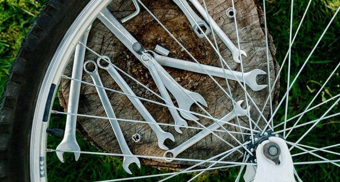 narzędzia do roweru