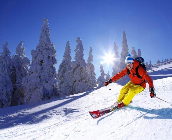 urazy na nartach