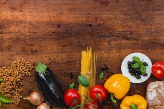 żywność ekologiczna w sklepie