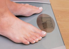 spadek wagi ciała