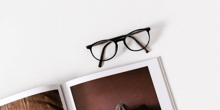 okulary z antyrefleksem