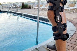 Zwolnienie i rehabilitacja po artroskopii kolana