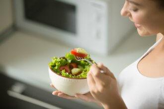 wegetariańska keto dieta