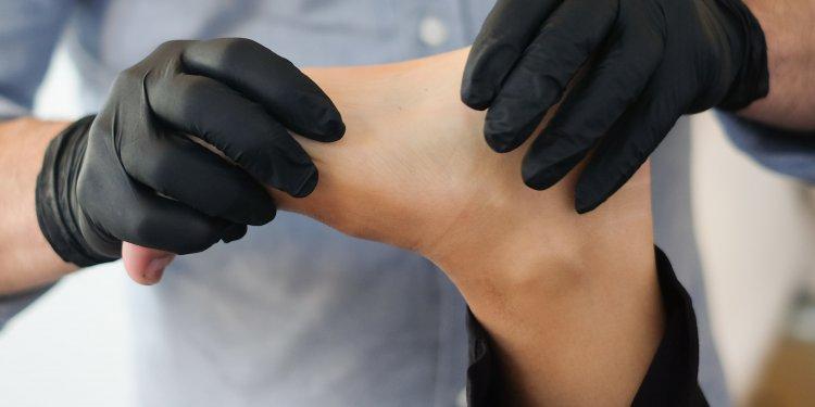 rehabilitacja kostki